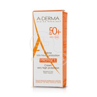 A-DERMA - PROTECT Creme tres Haute Protection SPF50+ - 40ml