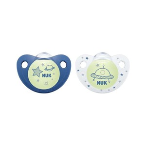 Nuk soother night   day silicone