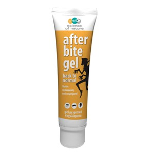 Science of nature after bite gel