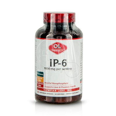 OLYMPIAN LABS - IP-6 1.000mg - 90caps
