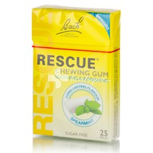 Power Health Bach - Rescue Chewing Gum, 25τμ