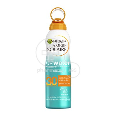 GARNIER - AMBRE SOLAIRE UV Water Refreshing Protecting Mist SPF30 - 200ml