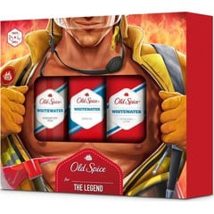 Old Spice WhiteWater The Legend: Πακέτο Προσφοράς Με Shower Gel Αφρόλουτρο, 250ml & After Shave Lotion, 100ml & Deodorant Spray Αποσμητικό, 150ml