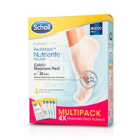 SCHOLL - PROMO PACK PEDI MASK Nourish με Λάδι Macadamia  - 4pairs
