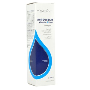 Hydrovit anti dandruff shampoo 150 ml