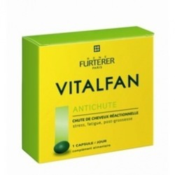 Rene Furterer Vitalfan Antichute Reactionelle 30Caps