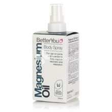 BetterYou Magnesium Oil Body Spray - Μυς / Αρθρώσεις, 100ml