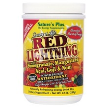 Nature's Plus, Red Lightning Powder, 230 gr