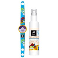 APIVITA SUNCARE KIDS PROTECTION FACE&BODY SPRAY SPF50 150ML (PROMO+UV BRACELET)