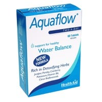 HEALTH AID AQUAFLOW 60VETAB BLISTER