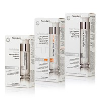 FREZYDERM - PROMO PACK ANTI-AGEING Active Block Cream SPF25 (50ml), Night Force A+E Cream (50ml) & Revitilizing Serum (30ml)