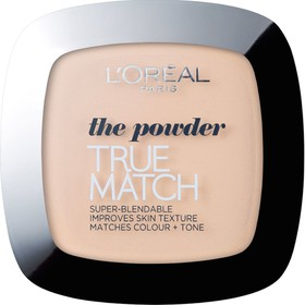 L'OREAL TRUE MATCH SUPER BLENDABLE POWDER R1/C1 ROSE IVORY 9gr