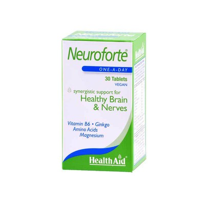 Health Aid - Neuroforte - 30tabs