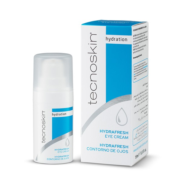 TECNOSKIN HYDRAFRESH EYE CREAM 15ML