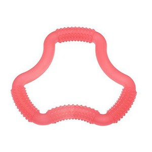 Dr brown s teething ring pink