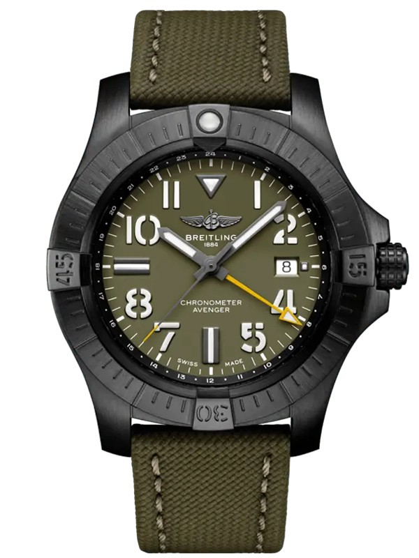 Avenger Automatic GMT 45 Night Mission - Limited Edition