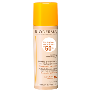 BIODERMA Photoderm NUDE touch spf50 φυσική απόχρωση 40ml