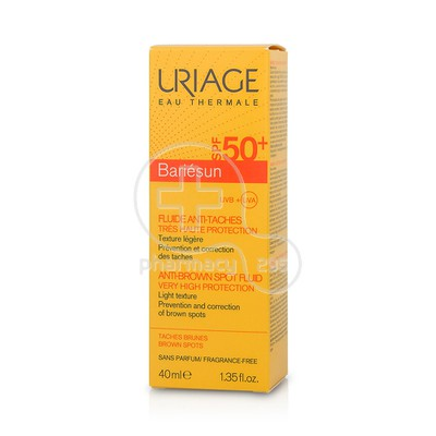 URIAGE - BARIESUN Fluide Anti-Taches SPF50+ - 40ml
