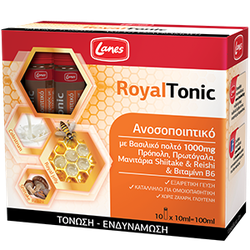 Lanes Royal Tonic 10X10ml