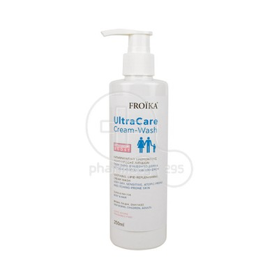 FROIKA - ULTRACARE Cream-Wash - 250ml