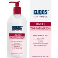 Eubos Liquid Red Washing Emulsion 400ml