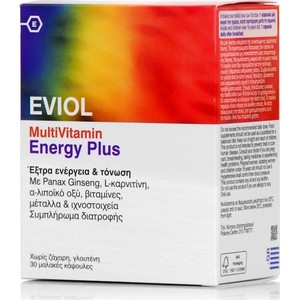 Eviol multivitamin energy