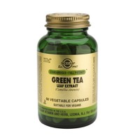 SOLGAR GREEN TEA LEAF EXTRACT 60CAPS