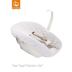 Υφασμα Για Newborn Set Reversible Pink