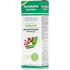 SOMATOLINE COSMETIC Natural gel αδυνατίσματος 250ml