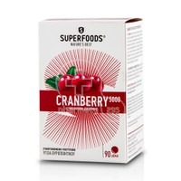 SUPERFOODS - CRANBERRY 5000 - 90tabs
