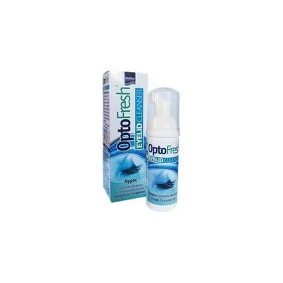 Intermed - Optofresh eyelid cleanser foam 50ml