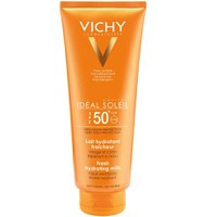 VICHY IDEAL SOLEIL FACE&BODY MILK SPF50 300ML