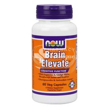 Now BRAIN ELEVATE - Μνήμη, 60veg caps