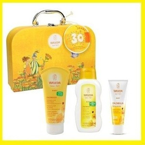 Weleda calendula baby   care set2