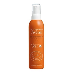 Sunscreen spay high protection for sensitive skin spf50   200ml