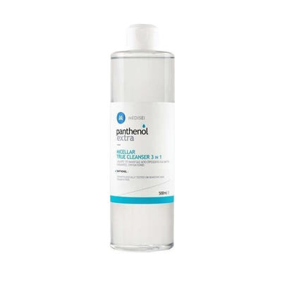 Panthenol Extra - Micellar True Cleanser 3 in 1 - 500ml