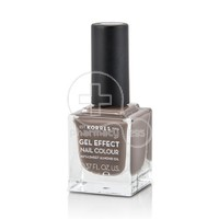 KORRES - GEL EFFECT Nail Colour No95 Stone Grey - 11ml