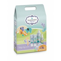 Pharmasept Promo Baby Care Mild Bath 500ml & Baby Extra Calm Cream 150ml & Baby Natural Oil 100ml & Baby Soothing Cream 150ml