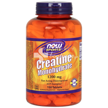 Now Sports CREATINE MONOHYDRATE 1200mg, 150tabs