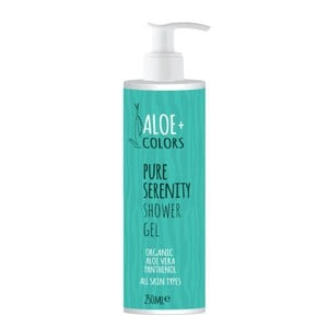 ALOE+ Colors shower gel pure serenity 250ml