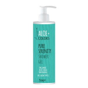 ALOE PLUS Colors αφρόλουτρο pure serenity 250ml