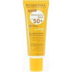 Bioderma Photoderm Max Aquafluid Tinted Doree SPF50+ 40ml