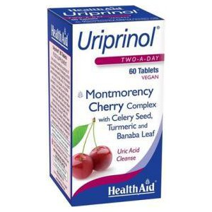 HEALTH AID Uriprinol 60ταμπλέτες