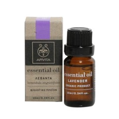 Apivita Essential Oil Λεβάντα 10ml