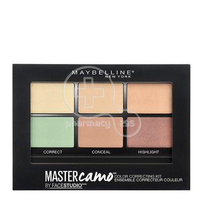 MAYBELLINE - MASTER CAMO Color Correcting Kit No1 (Light) - 6,5gr
