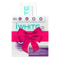 IWHITE ΣΥΣΤΗΜΑ ΛΕΥΚΑΝΣΗΣ (10 ΜΑΣΕΛΑΚΙΑ) (PROMO+TOOTHPASTE 75ML)