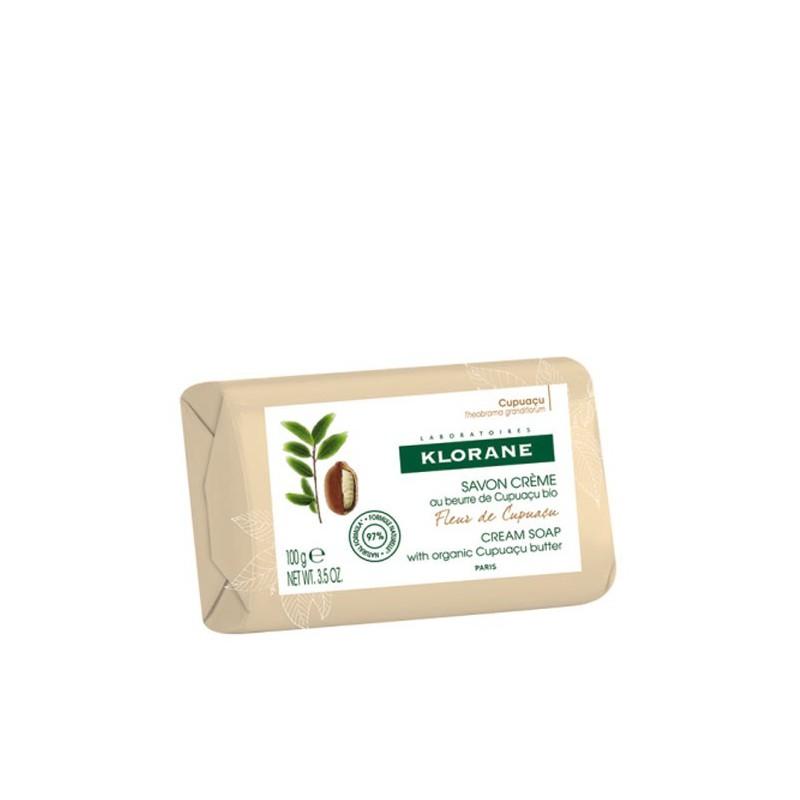 Klorane Klorane Cupuacu Flower Cream Soap 100g