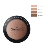 RADIANT AIR TOUCH FINISHING POWDER No3-LIGHT TAN
