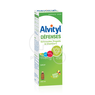 ALVITYL - Defenses - 240ml