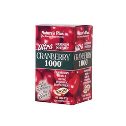 Nature's Plus Ultra Cranberry 1000 60 tb.